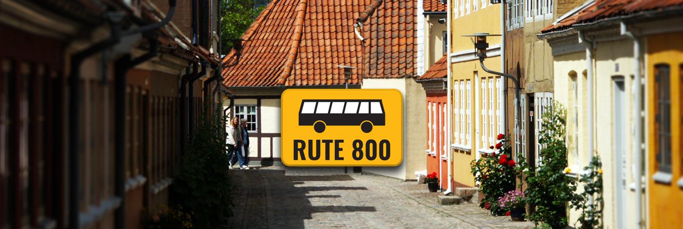 Rute 800 - Odense