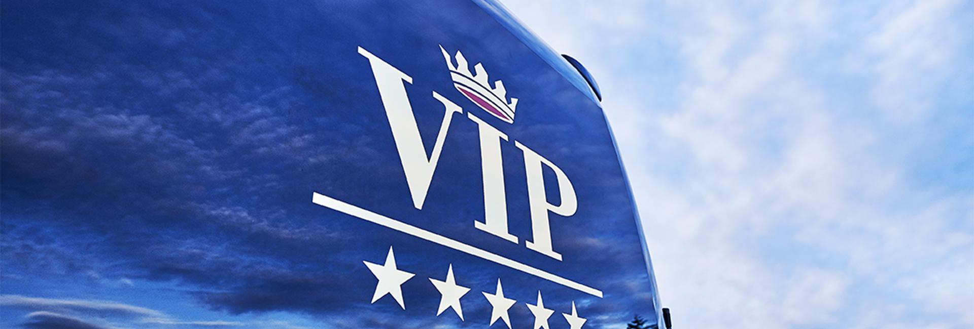 Luksus VIP bus