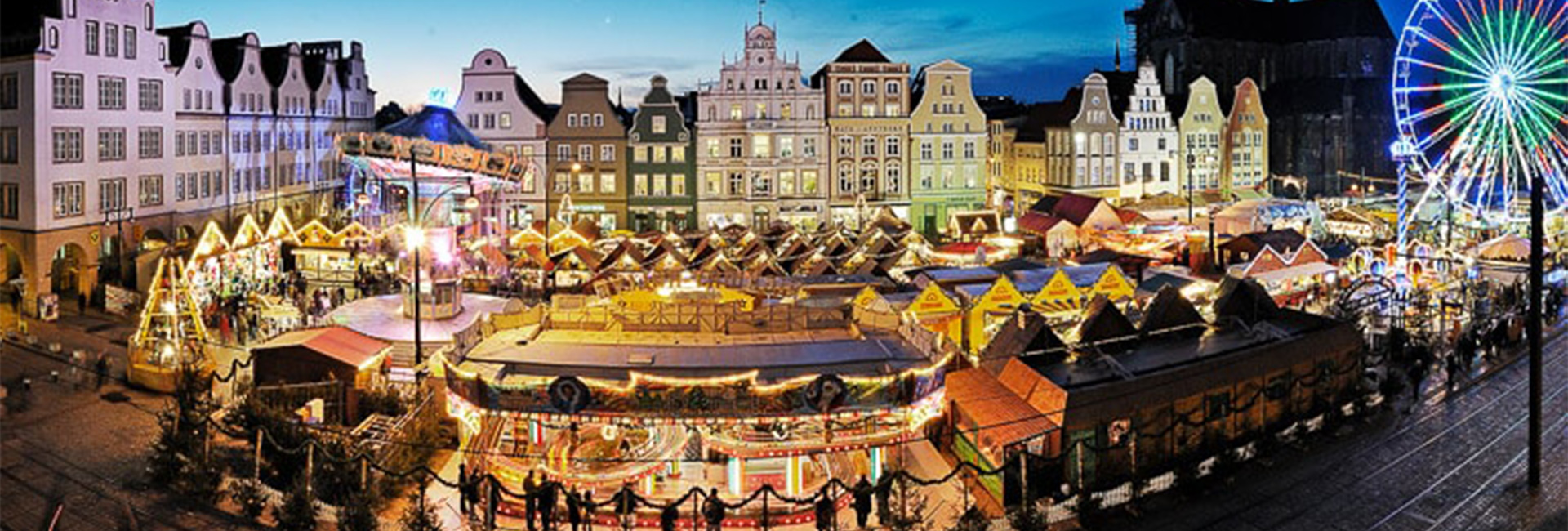 Rostock julemarked