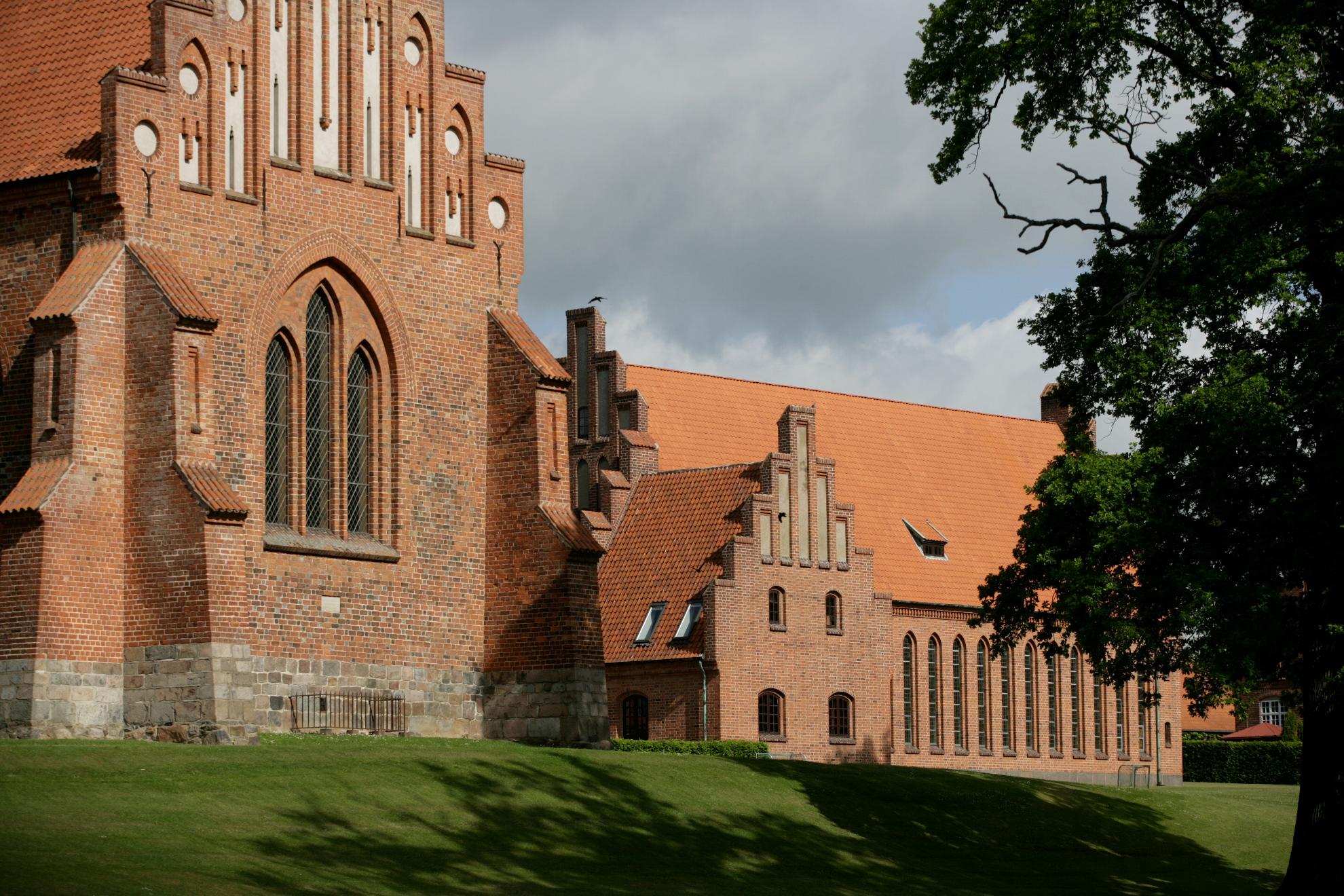 Løvfaldstur til det historiske Herlufsholm