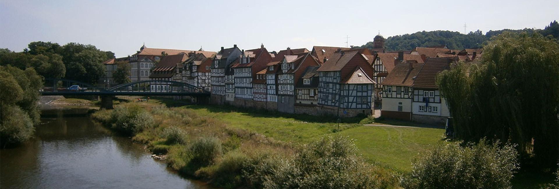 """Rejse til """"Rødhætteland"""" i det hessiske bjerglandskab i Tyskland, 5-dagstur"""