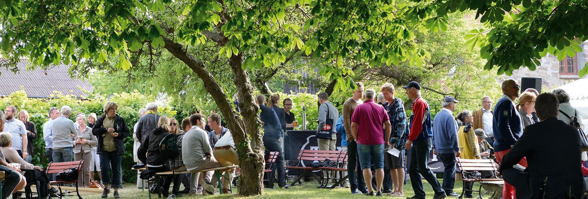 Folkemødet 2018 på Bornholm