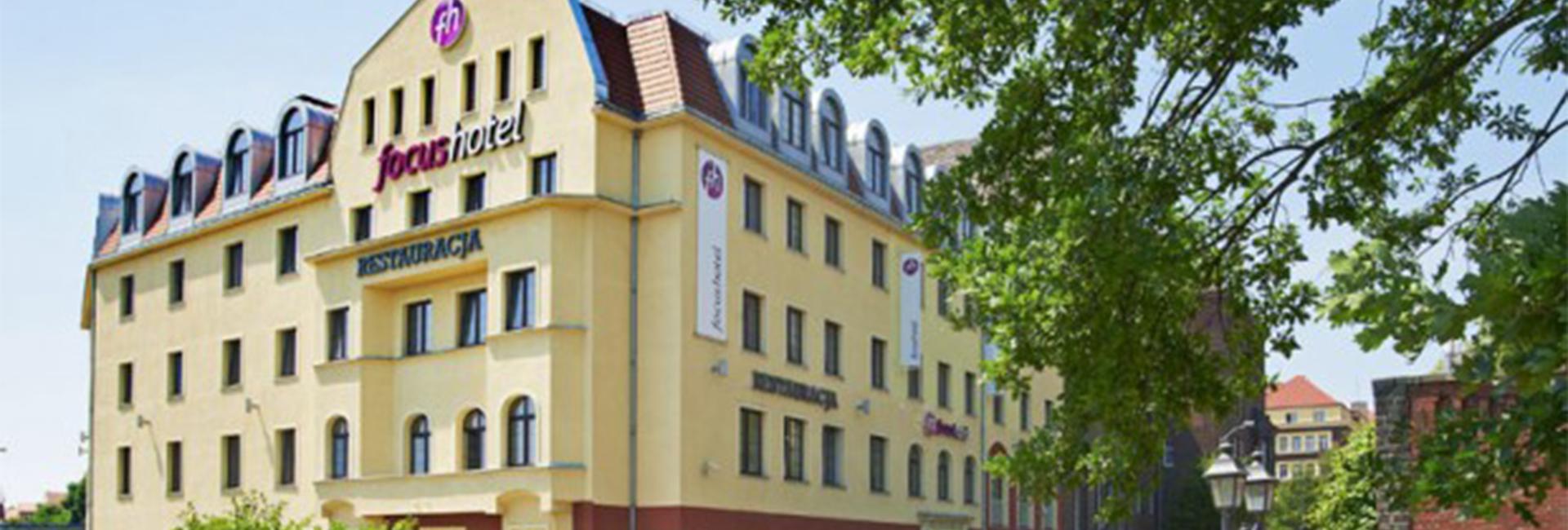 Stettin - Hotel Focus 3 dage